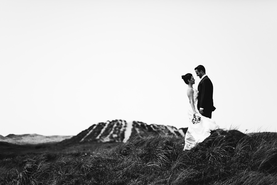 bruiloft op Vlieland