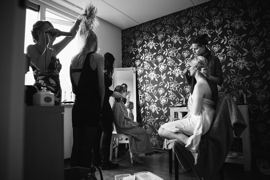 Bruidsfotograaf Loosdrechtse Plassen