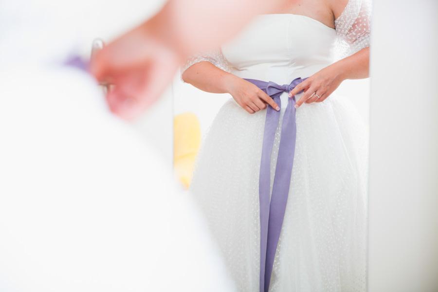 Trouwfotografie voorbereiding bruid