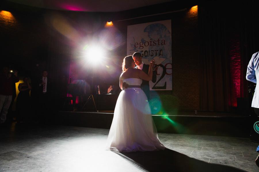 Openingsdans trouwfotografie