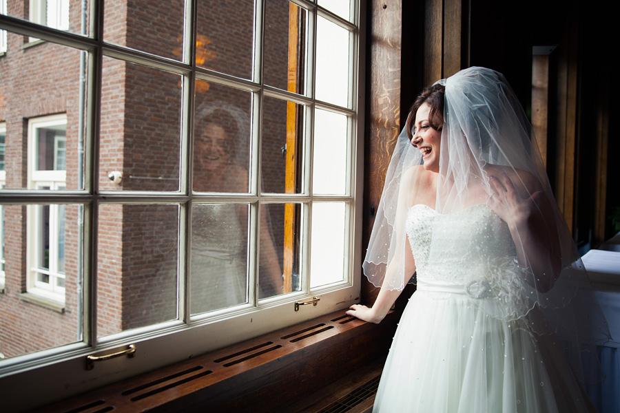 Amsterdam bruiloft bruidsfotograaf