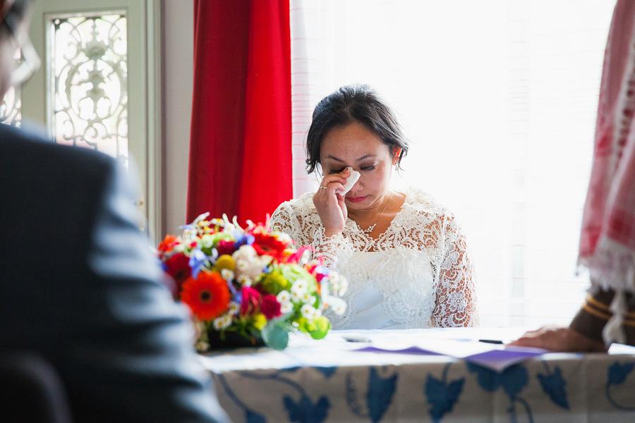 Islamitische Indonesische bruiloft