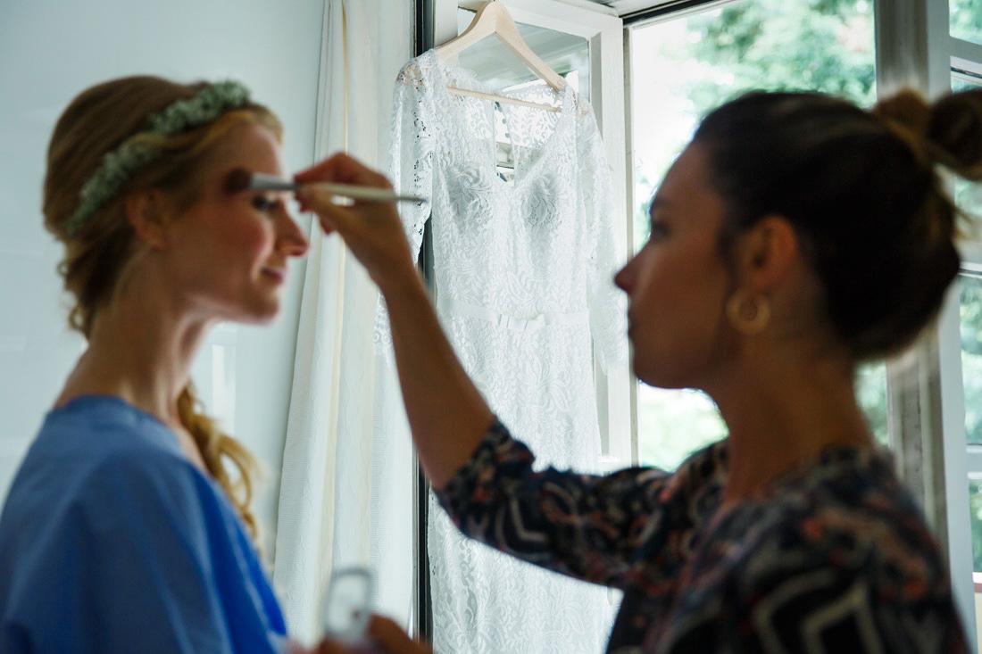 voorbereiding bruid bruidsfotograaf amsterdam