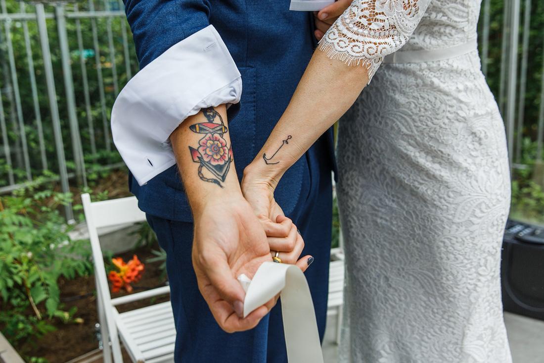 tattoo als trouwring