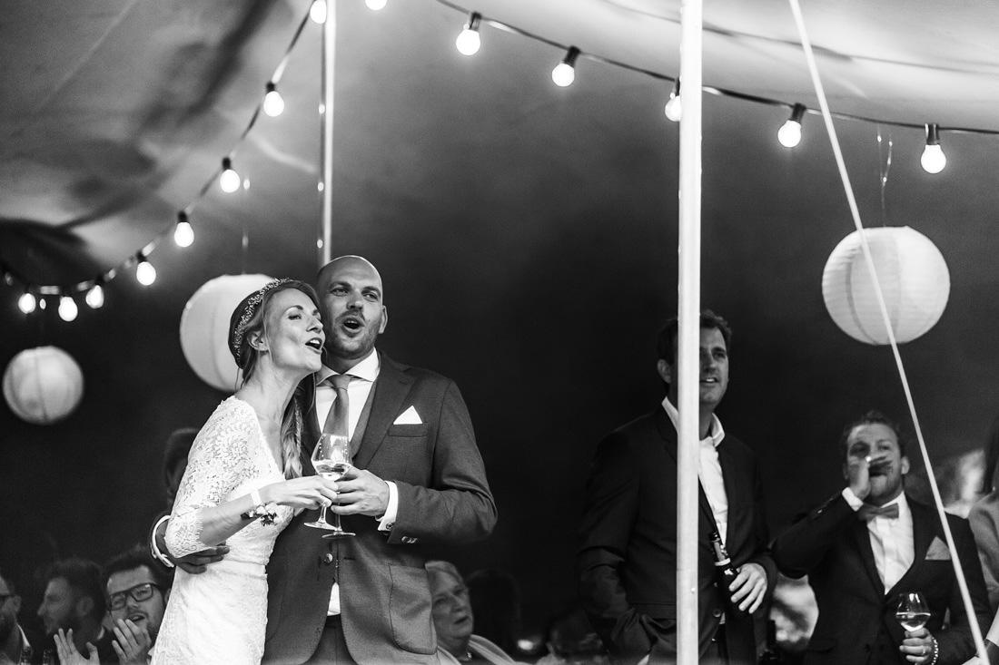 gerson main optreden bruiloft