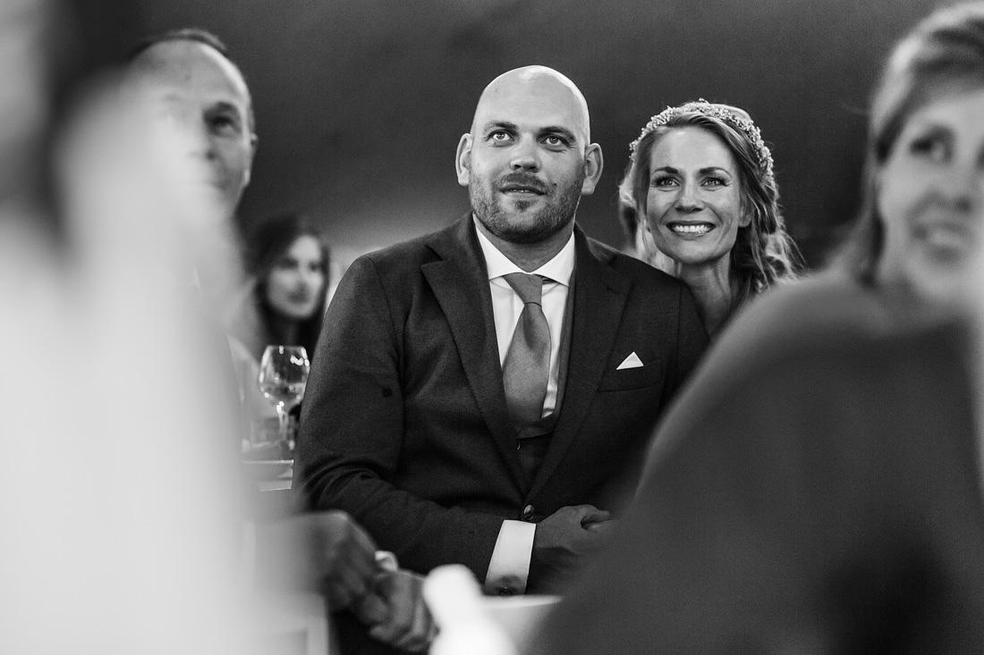 speech bruiloft
