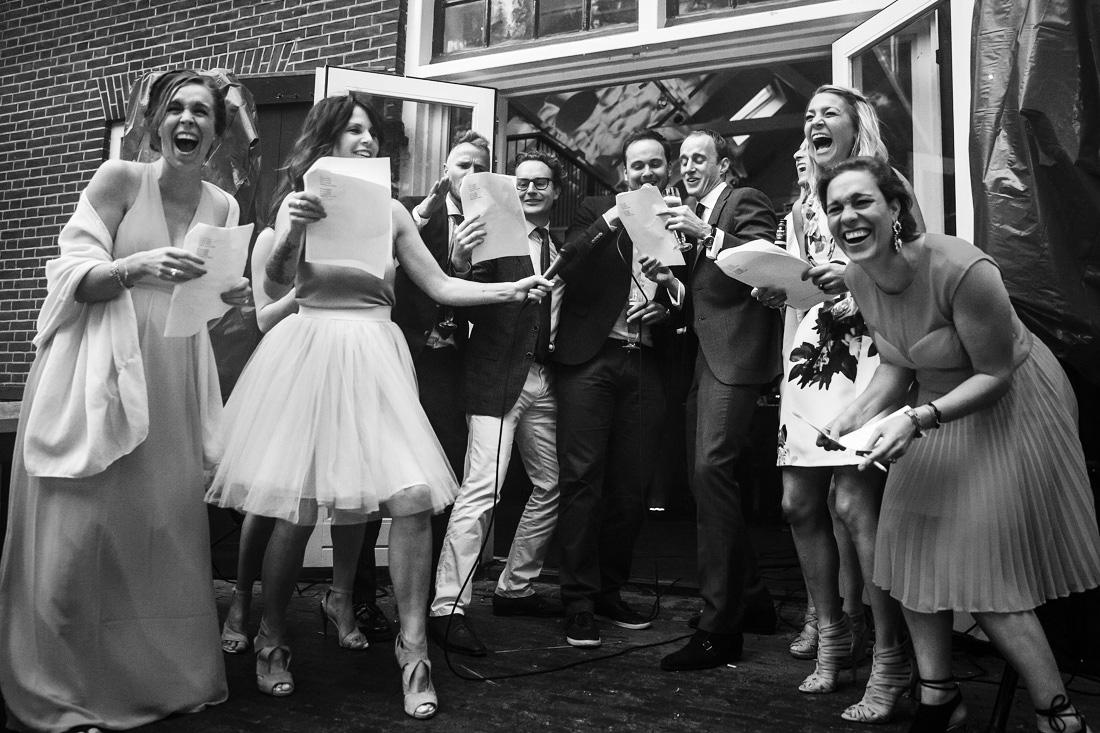 journalistieke trouwreportage
