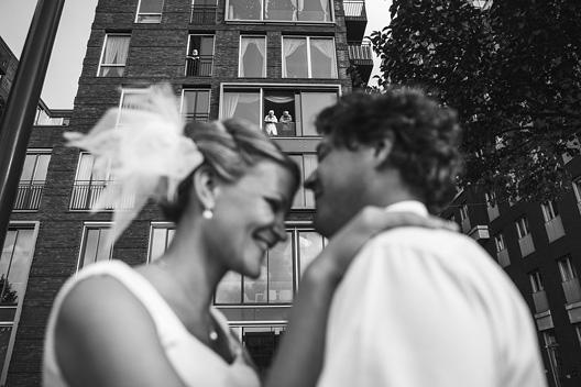 review bruidsfotografen Ontspannen trouwreportage Amsterdam