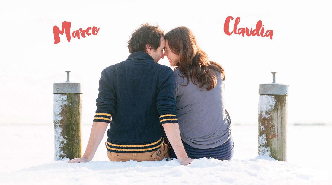 Marco en Claudia van Kisses & Confetti Bruidsfotografie
