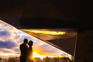bruidsfotografie winter