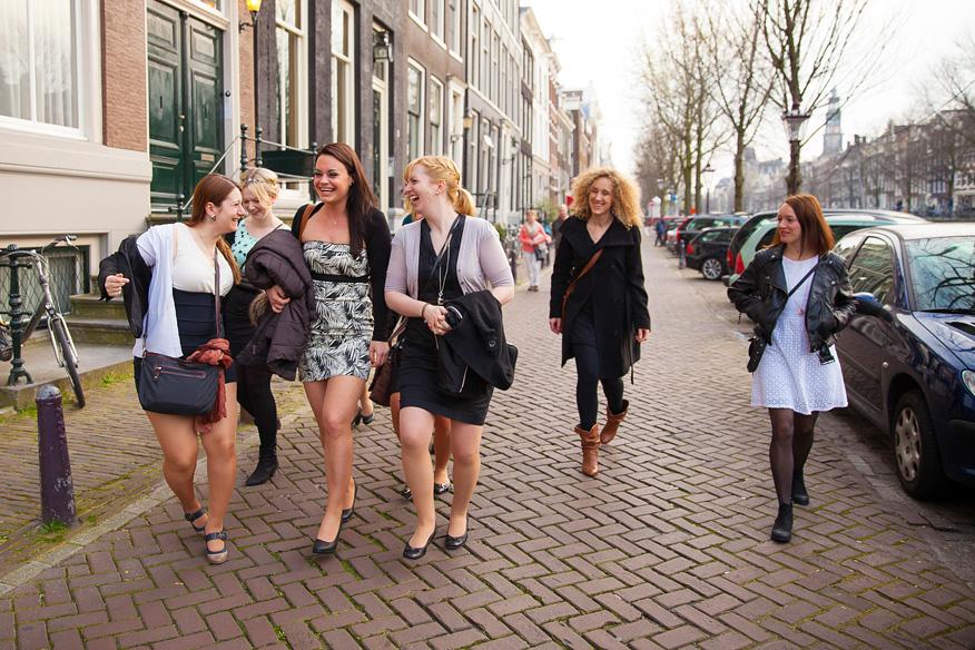 Bachelor Bachelorette Party Amsterdam