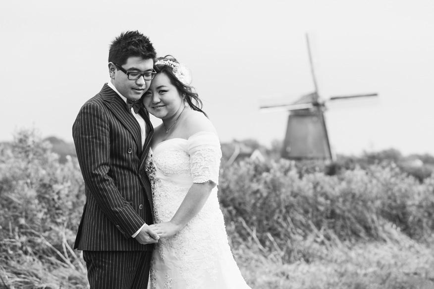 Wedding Loveshoot Amsterdam Autumn Fall