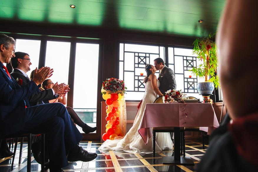 2014 bruidsfotograaf amsterdam Sea palace