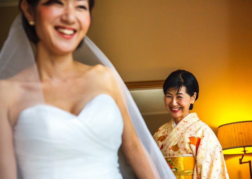 ontspannen bruidsreportage sint gerlach