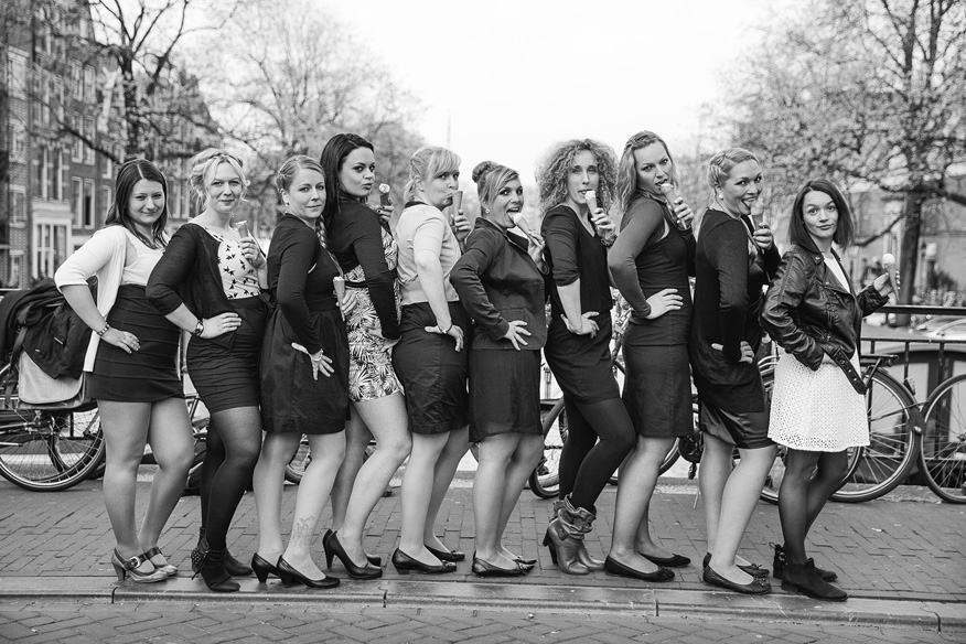 Bachelorette Party Photo shoot
