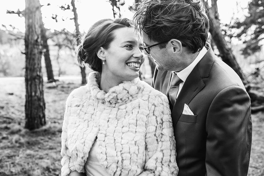 bruidsfotografie ontspannen trouwreportage