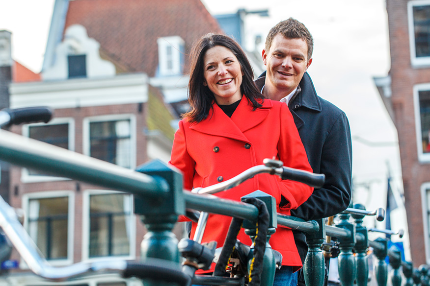 Engagement Shoot Amsterdam