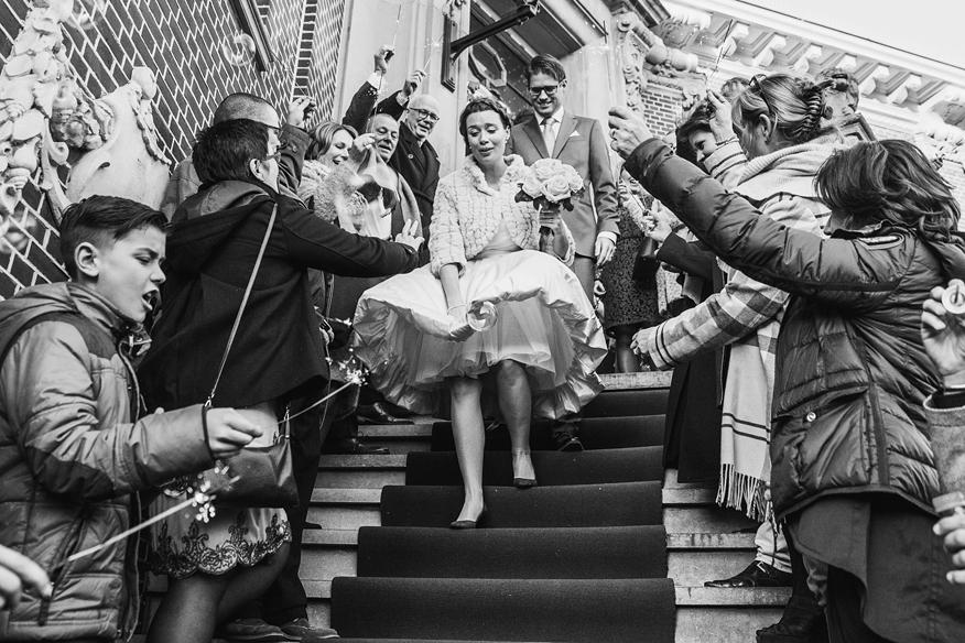 trouwceremonie bruidsfotograaf zandvoort
