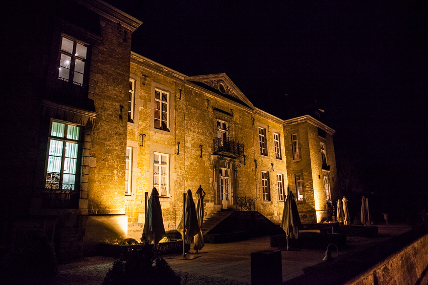 Chateau Neercanne Wedding Location