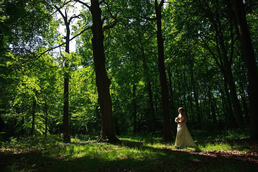 Bruidsfotograaf Rijswijk Landgoed te Werve