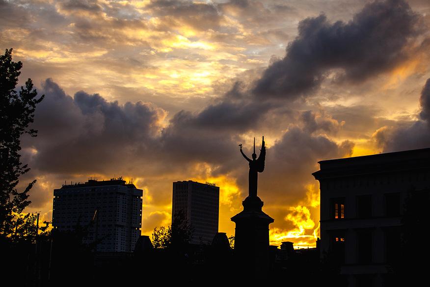 bruidsfotograaf Rotterdam Wereldmuseum
