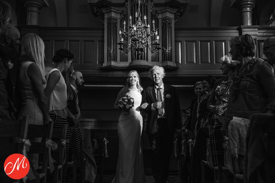 Bruiloft in Broek in Waterland