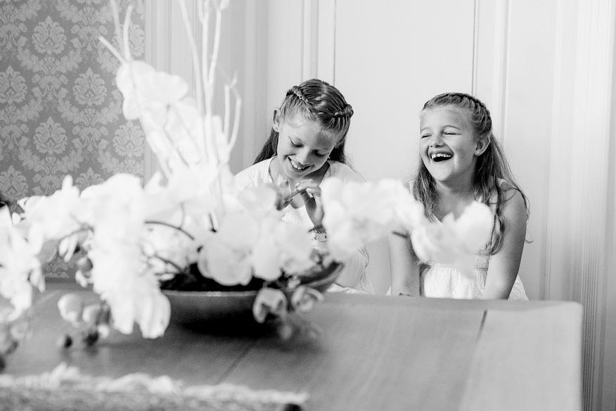bruidskinderen kinderen op je bruiloft