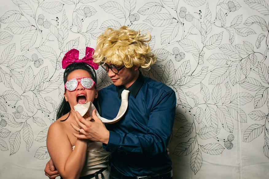 Photobooth Cadeautip Bruiloft