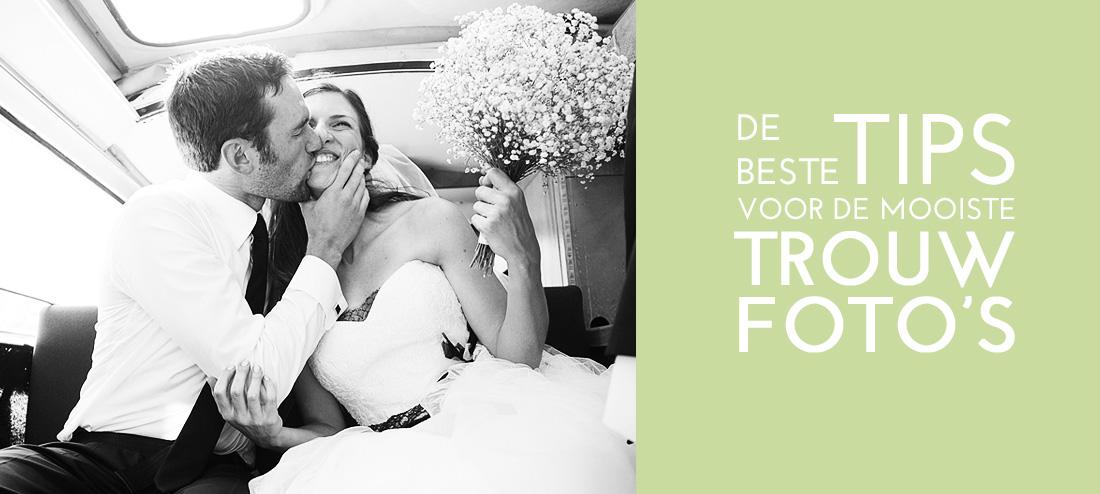 tips voor bruidsfotografie