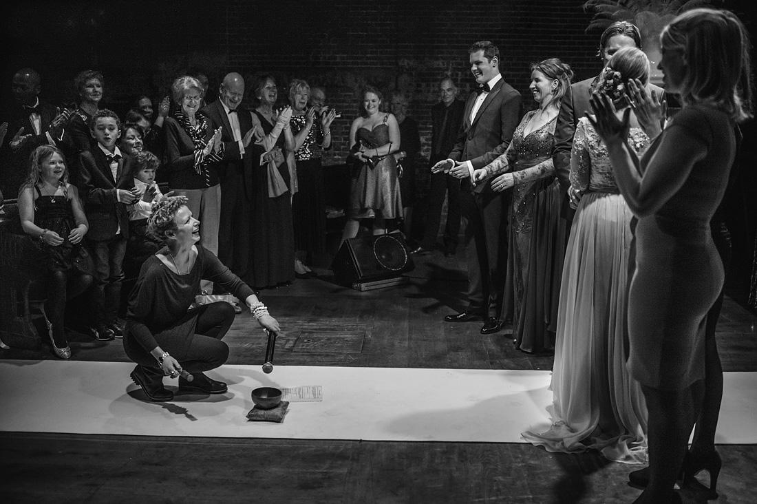 Bruidsfotografie Amsterdam Ceremonie