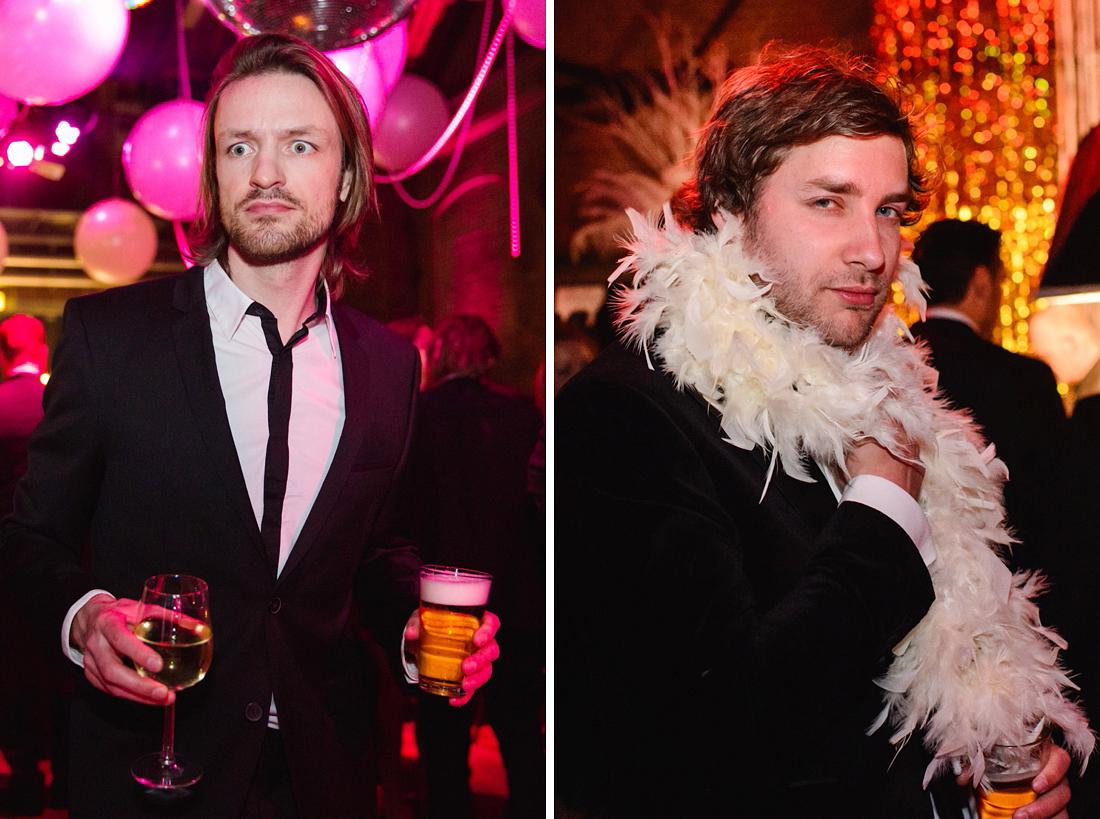 Bruiloft Feest Fotografie Great Gatsby thema