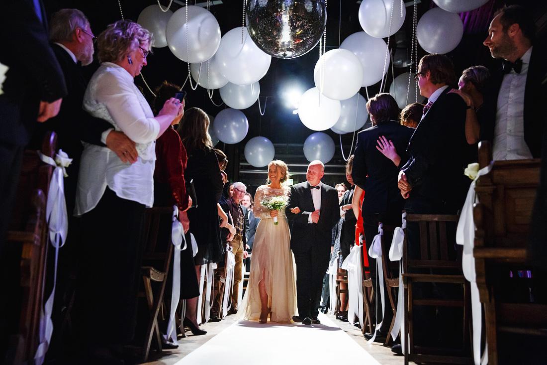 Bruidsfotograaf Westerliefde Amsterdam Great Gatsby