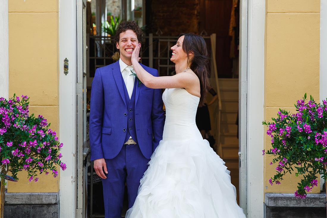 Fotoshoot Bruidsreportage Den Bosch