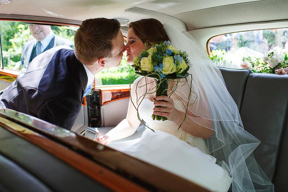 rolls royce bruiloft