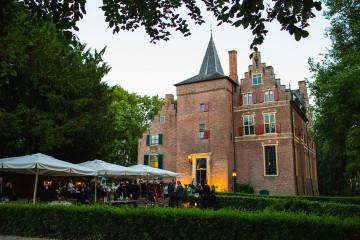 Kasteel Wijenburg bruiloft