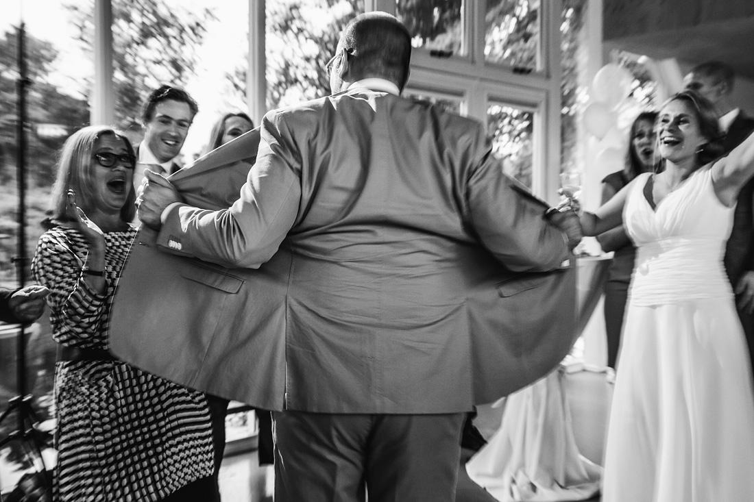 bruiloft feest