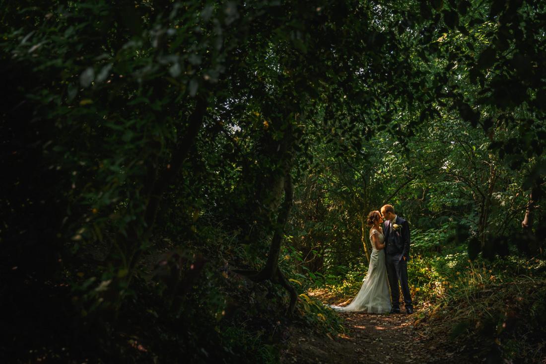 bruidsfotografie Amsterdam fotoshoot trouwreportage