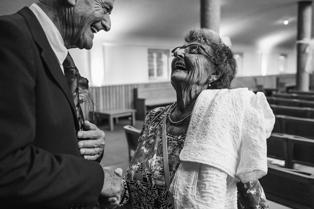 kerkceremonie bruiloft