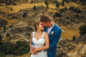 ontspannen fotoshoot bruidsreportage