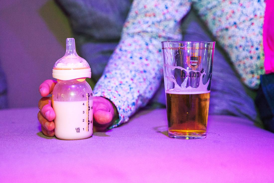 alcohol babyfles