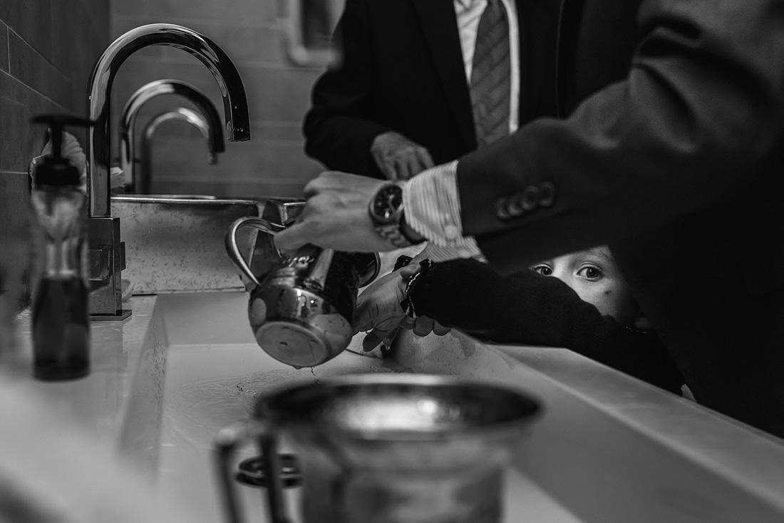 handen wassen joodse traditie