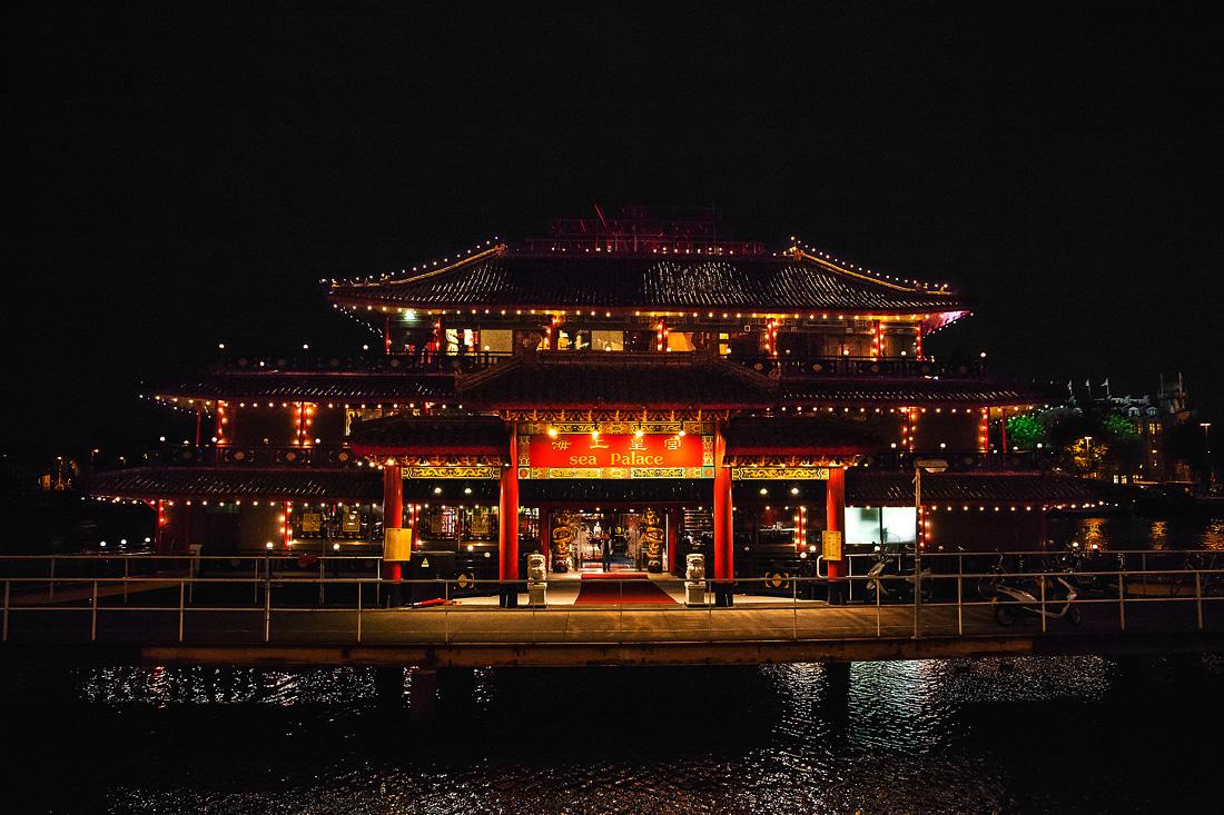 bruidsfotograaf sea palace