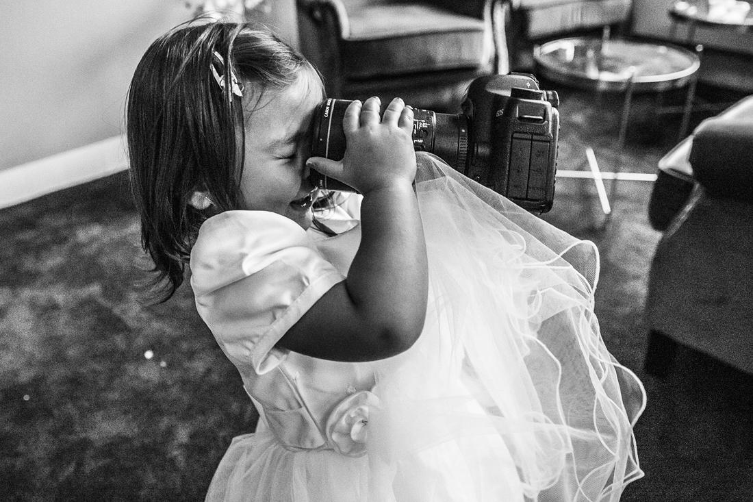 bruidsmeisje fotografie