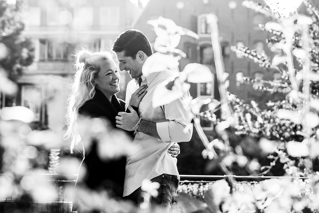 Engagement shoot Amsterdam