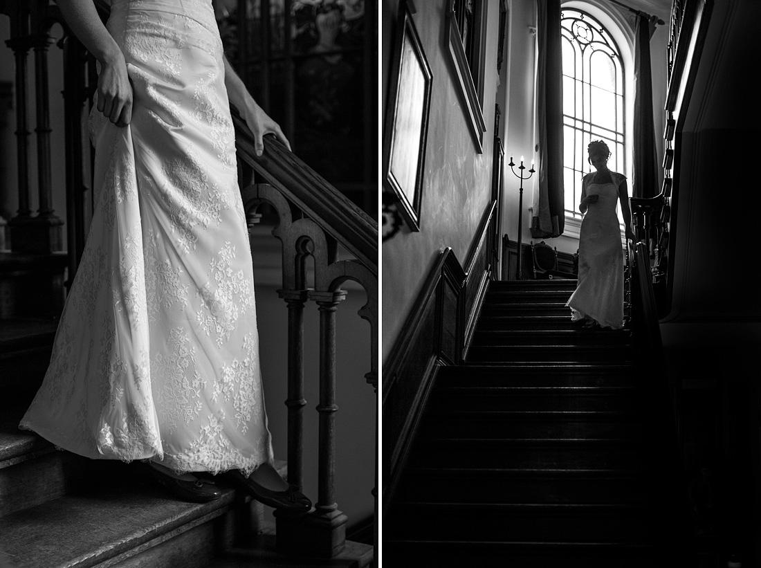 ontmoeting bruid