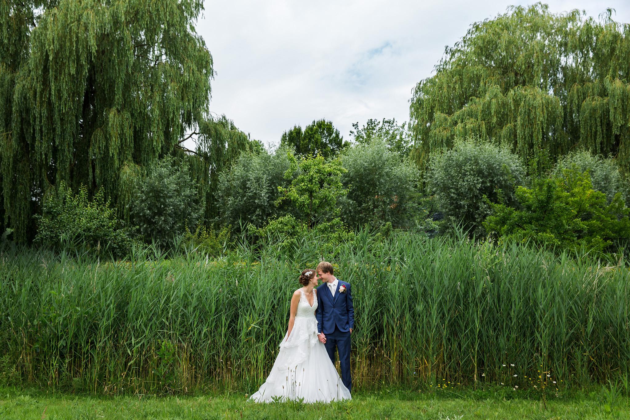 fotoshoot bruidspaar fotoreportage