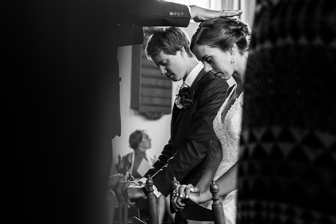 kerkdienst bruiloft bruidsfotograaf moerkapelle