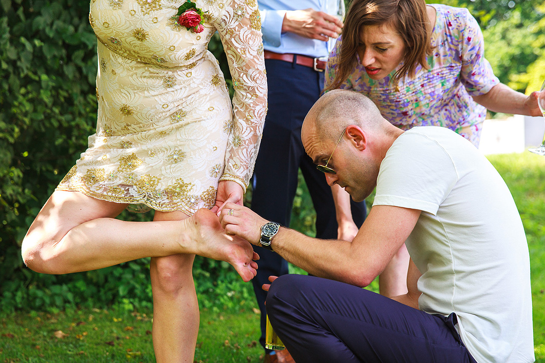 fotojournalistieke bruidsreportage