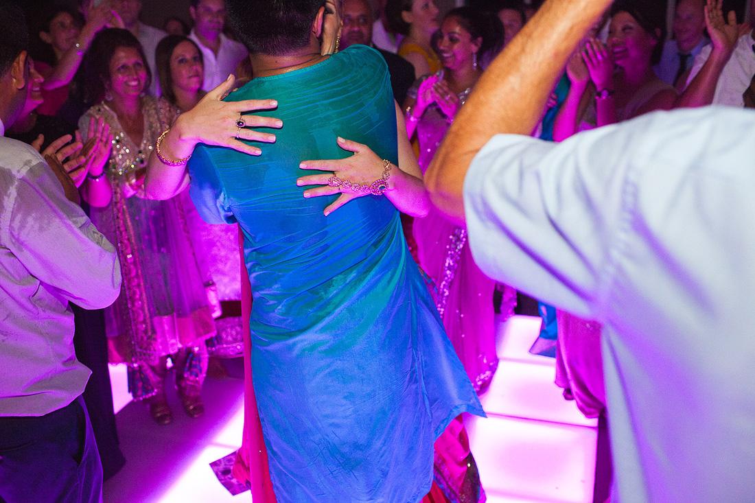 feest indiase bruiloft
