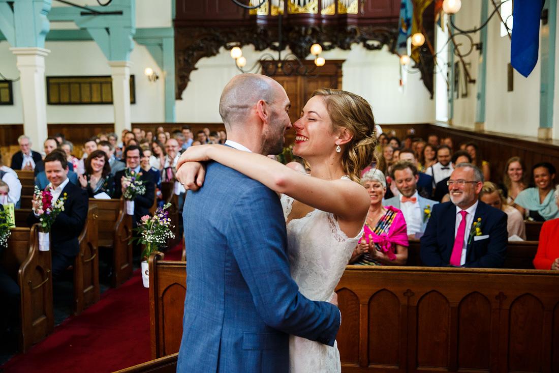 ceremonie bruiloft begijnhof amsterdam